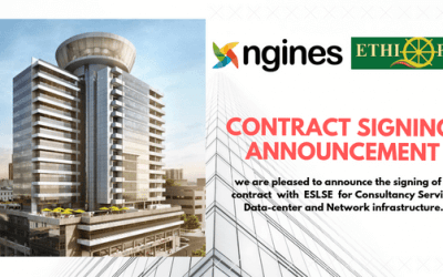 ngines signs contract with ESLSE