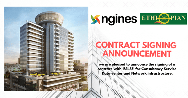 ngines signed contract ESLSE